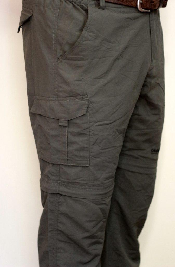 Pantalon Trekking Desmontable Hombre Calafate Design